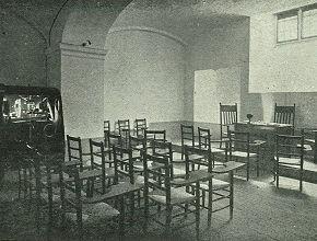 escola de funcionaris d'administració local - aula