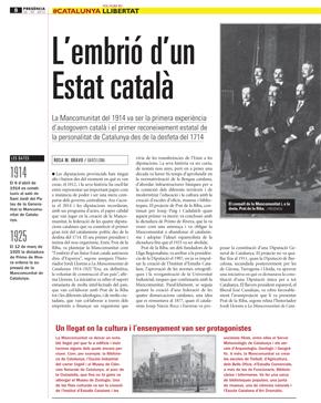 L'embrió d'un Estat català